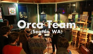 Orca Team – Live at Espresso News