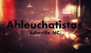 Ahleuchatistas – LIVE at Espresso News