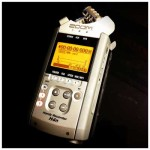 BooneLive Equipment - H4n Handy Recorder