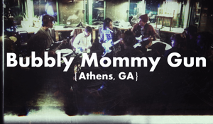 Bubbly Mommy Gun – LIVE at Espresso News