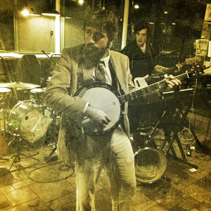 John Wilkes Boothe and the black Toothe live at Espresso News
