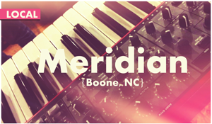 Meridian – LIVE at Espresso News