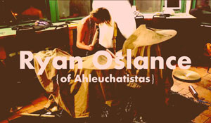 Ryan Oslance – LIVE at Espresso News