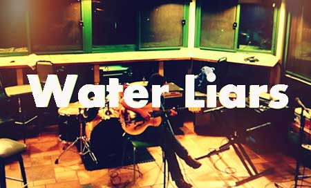 Justin Kinkel-Schuster of Water Liars in Boone, NC