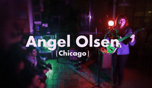 Angel Olsen – LIVE at Espresso News