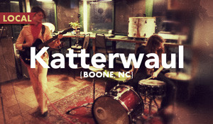 Katterwaul – LIVE at Espresso News
