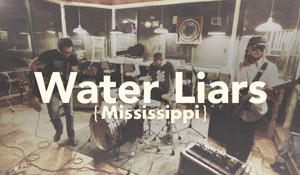 Water Liars – LIVE at Espresso News // #2