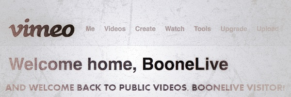 Videos on BooneLive Viewable Again!